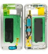 Display Frame für G930F Samsung Galaxy S7 - white