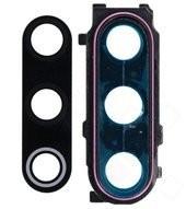 Camera Lens + Bezel für Xiaomi Mi 9 SE - lavender violet
