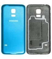 Battery Cover für G800F Samsung Galaxy S5 mini - blue