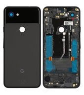 Battery Cover für G020A, G020E Google Pixel 3a - just black