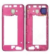 Main Frame für J415F Samsung Galaxy J4+ - pink