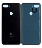 Battery Cover für Xiaomi Mi 8 Lite - midnight black