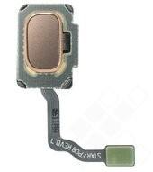 Home Button für G960F, G965F Samsung Galaxy S9, S9+ - sunrise gold