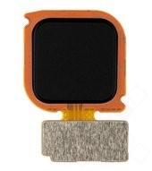 Fingerprint Sensor + Flex für Huawei P10 Lite - graphie black