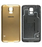 Battery Cover für G900F Samsung Galaxy S5 - gold