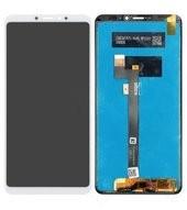 Display (LCD + Touch) für Xiaomi Mi Max 3 - white