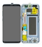 Display (LCD + Touch) für G950F Samsung Galaxy S8 - coral blue
