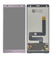 LCD + Touch für H8266 Sony Xperia XZ2 - ash pink