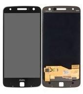 LCD + Touch für XT1650 Motorola Moto Z - black