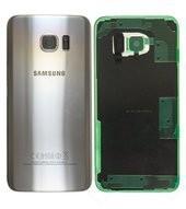 Battery Cover für G935F Samsung Galaxy S7 Edge - silver