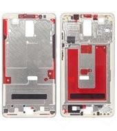 Front Frame für ALP-L09, L29 Huawei Mate 10 - mocha gold bulk