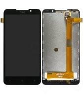 LCD + Touch black für HTC Desire 516 Dual