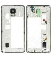 Main Frame für N910F Samsung Galaxy Note 4 - black