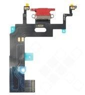 Charging Port + Flex für Apple iPhone XR - red