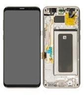 Display (LCD + Touch) + Frame für G955F Samsung Galaxy S8+ - maple gold