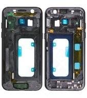 Middle Cover für A320F Samsung Galaxy A3 2017 - black