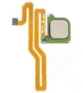 Fingerprint Sensor + Flex für Huawei Honor 6A - gold