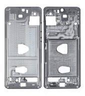 Cover Metal Front für G988B Samsung Galaxy S20 Ultra - cosmic grey
