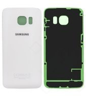 Battery Cover für G925F Samsung Galaxy S6 Edge - white