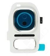 Camera Frame für G930F, G935F Samsung Galaxy S7, S7 Edge - white