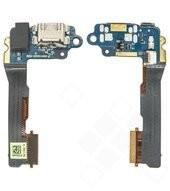Charging Flex mit Mikrofon für HTC One mini M4