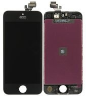 LCD + Touch für Apple iPhone 5 AAA+ - black