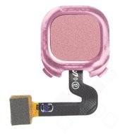Finger Scan Sensor für A920F Samsung Galaxy A9 (2018) - bubblegum pink