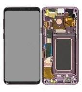 LCD + Touch für G965F, G965FD Samsung Galaxy S9+, S9+ Duos - lilac purple