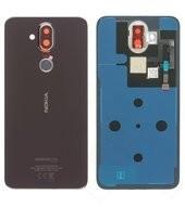 Battery Cover für TA-1119 Nokia 8.1 - iron