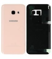 Battery Cover für A320F Samsung Galaxy A3 2017 - rosé