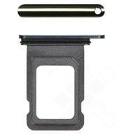 SIM Tray für A2218 Apple iPhone 11 Pro Max - midnight green