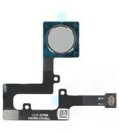 Fingerprint Sensor + Flex für TA-1119, TA-1128 Nokia 8.1 - steel