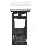 SIM / SD Tray für J8110 Sony Xperia 1 - white