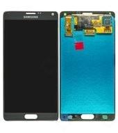 LCD + Touch für N910F Galaxy Note 4 -black