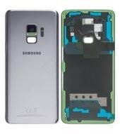 Battery Cover für G960F Samsung Galaxy S9 - titanium grey