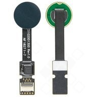 Fingerprint Sensor + Flex für H8216, H8276, H8266, H8296 Sony Xperia XZ2 - deep green