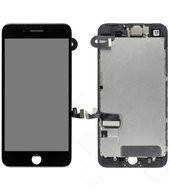 Display (LCD + Touch) + Teile für Apple iPhone 7 Plus AAA+ - black