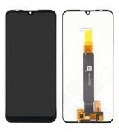 Display (LCD + Touch) für Motorola Moto E6 Plus - black