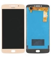 Display (LCD + Touch) für Motorola Moto E4 Plus - fine gold