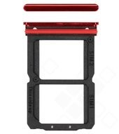 SIM Tray für GM1901, GM1903 OnePlus 7 - red
