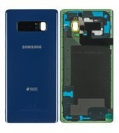 Battery Cover für N950FD Samsung Galaxy Note 8 Duos - blue