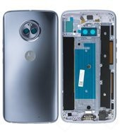 Battery Cover für XT1900-5 Motorola Moto X4 Dual - sterling blue