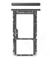 SIM / SD Tray für Xiaomi Pocophone F1 - graphite black