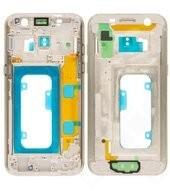Middle Cover für A320F Samsung Galaxy A3 2017 - gold