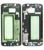 Front Cover white für Samsung G925F Galaxy S6 Edge