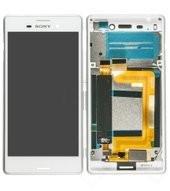 Display (LCD + Touch) für E2303/E2603/E2353 Sony Xperia M4 Aqua - white