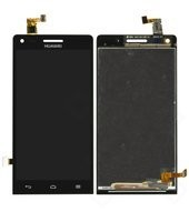 LCD + Touc für Huawei Ascend G6 - black