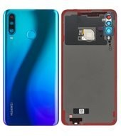 Battery Cover für MAR-L01A, MAR-L21A, MAR-LX1A Huawei P30 Lite - peacock blue