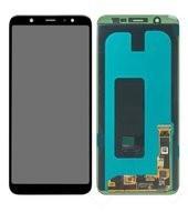 Display (LCD + Touch) für A605FN Samsung Galaxy A6+ (2018) - black