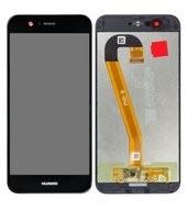 Display (LCD + Touch) + Frame für PIC-L29 Huawei Nova 2 - aurora blue / black